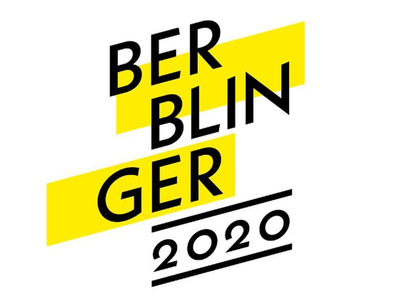 Logo der Stadt Ulm - Berblinger-Jubiläum