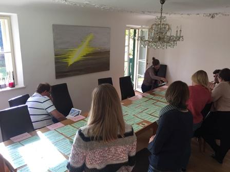 Interne Strategietagung in Murnau
