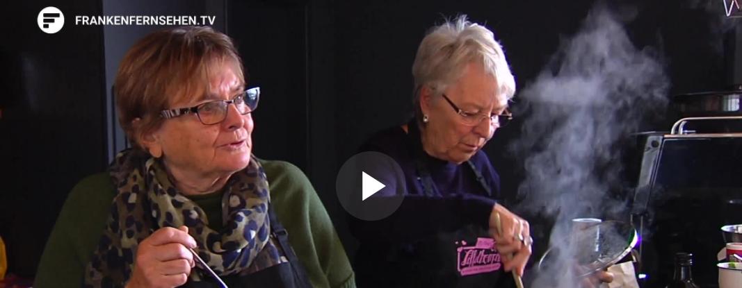 Screenshot von FrankenFernsehen TV: MyOma Omas beim kochen