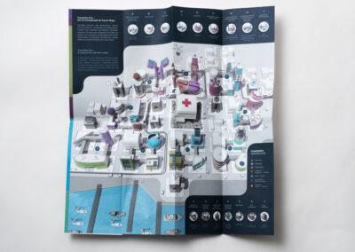 Faltplan der Translation City