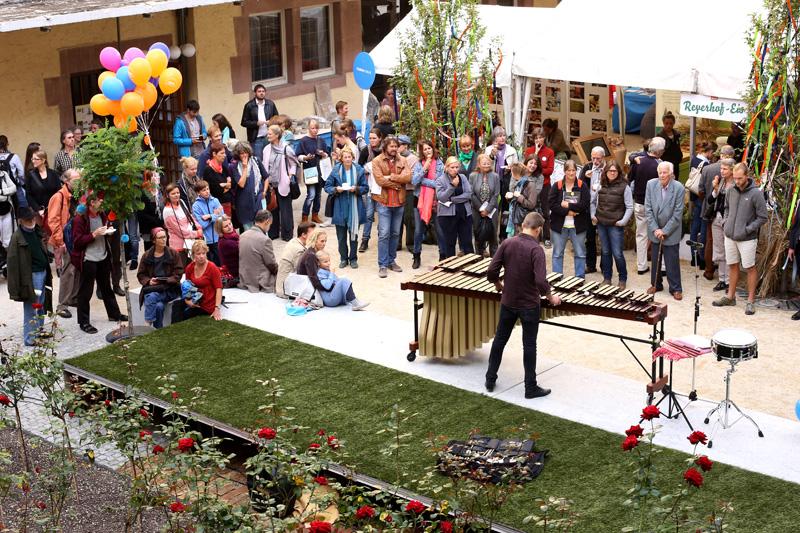 Foto von der Jubiläumsveranstaltung der MAHLE-Stiftung
